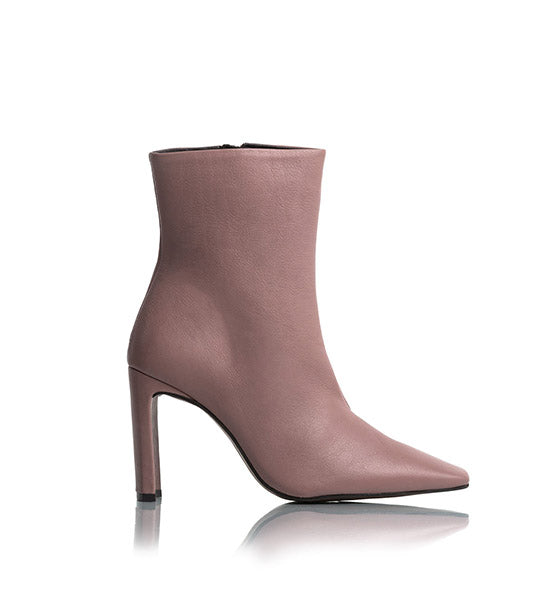 Lyon Boot Dusty Rose