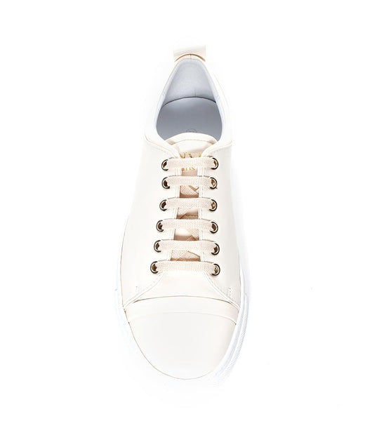 Lanvin Leather Sneaker - TheSeptember.com