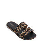 Colour Pop Slide Brown Leopard