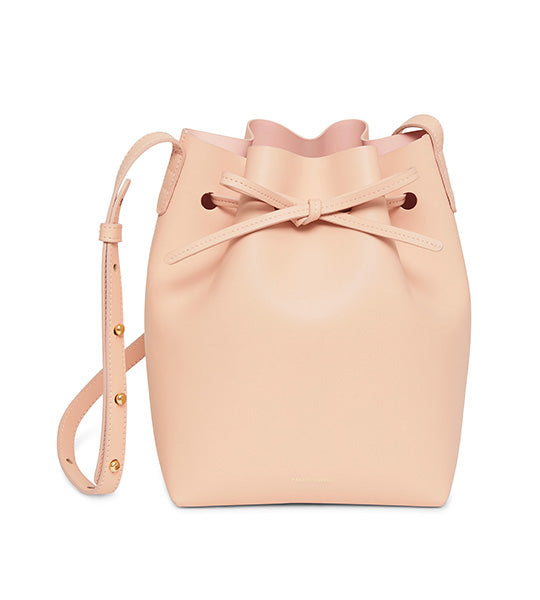 PRE-ORDER Mini Bucket Bag Rosa