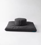 Mod Meditation Cushion and Zabuton