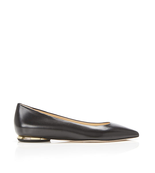 Must Have Flat | Leather Classic Pointy Toe Flat