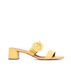 Montego Yellow Sandal