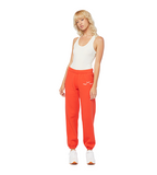 Niki Ultra Soft Sweatpants - Orange