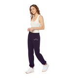 Niki Ultra Soft Sweatpants - Purple