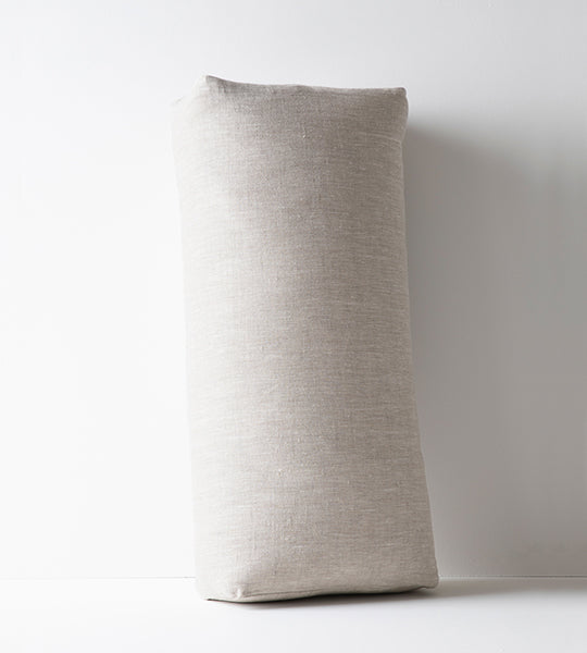 Restorative Bolster - Natural Linen