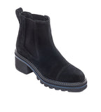 Salem Suede Boot Black