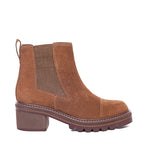 Salem Suede Boot Tobacco