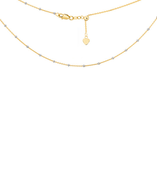 Charming Gold Choker Necklace