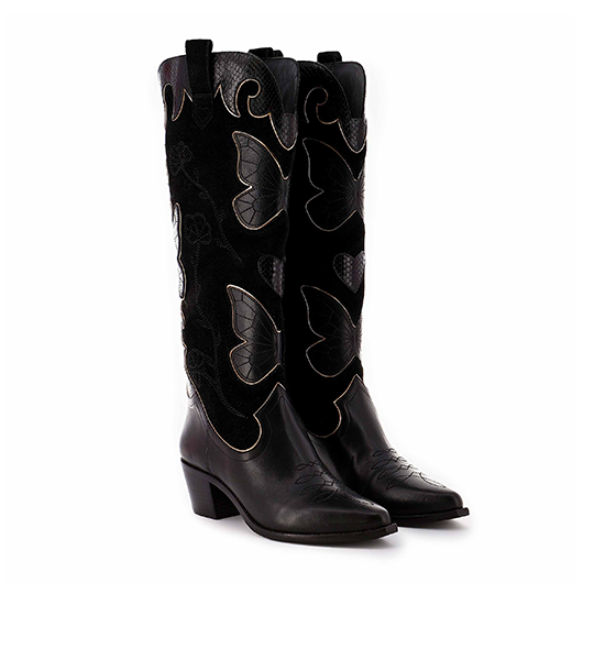 Shelby Knee High Boot