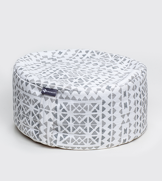 Mod Yoga Meditation Cushion - Geometric Solstice