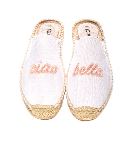 Soludos Ciao Bella Mule - TheSeptember.com