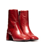 Stratford Rust Leather Boot