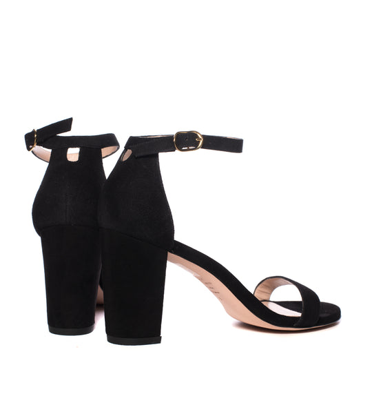 Nearlynude Block Heel