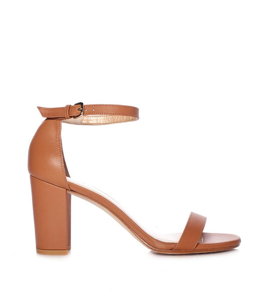 Nearly Nude Sandal