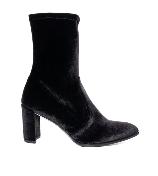 Prancer Velvet Boot