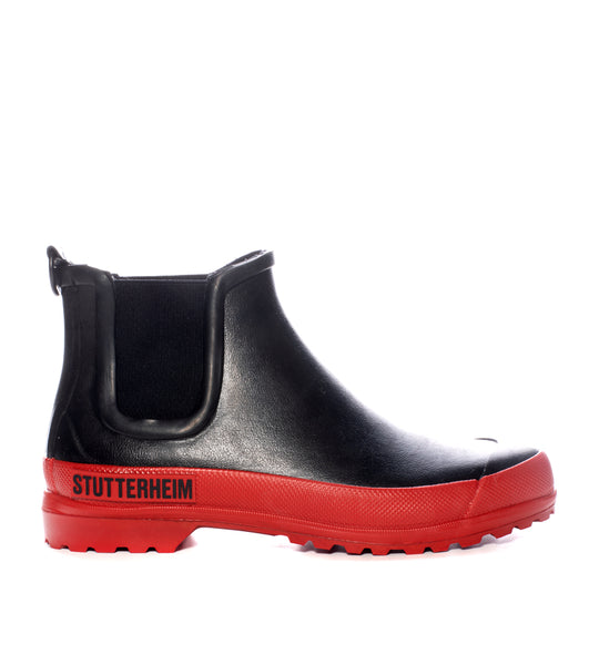 Chelsea Rainwalker Black and Red