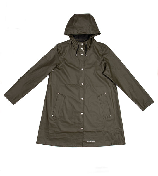 Green Mosebacke LW Raincoat
