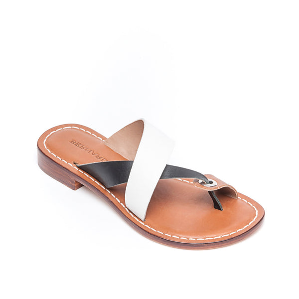 Tia Bi-Colour Sandals