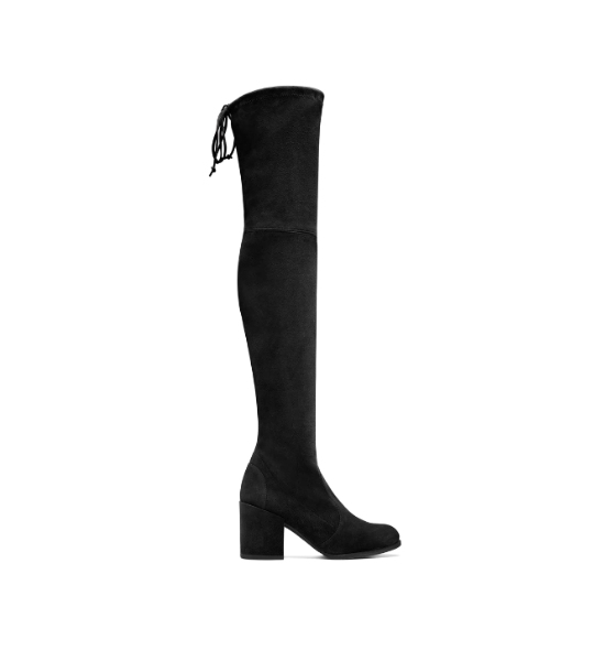 Tieland Boot Black