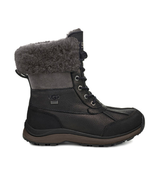 Adirondack Boot III - Black Leather