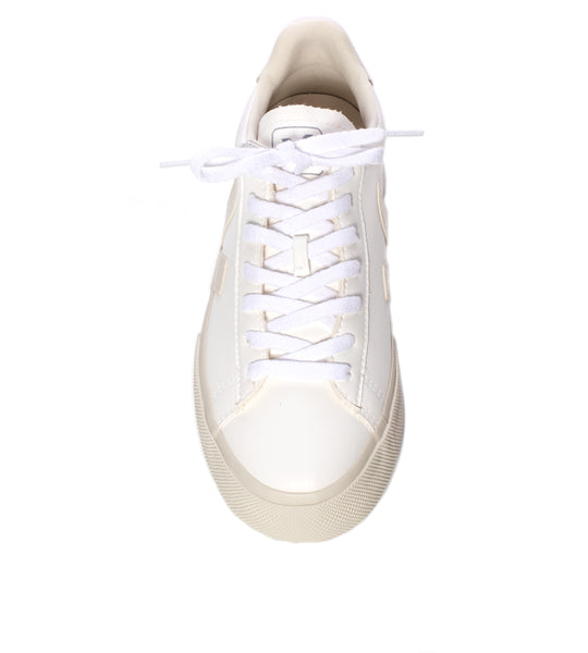 Veja Campo White and Beige - TheSeptember.com