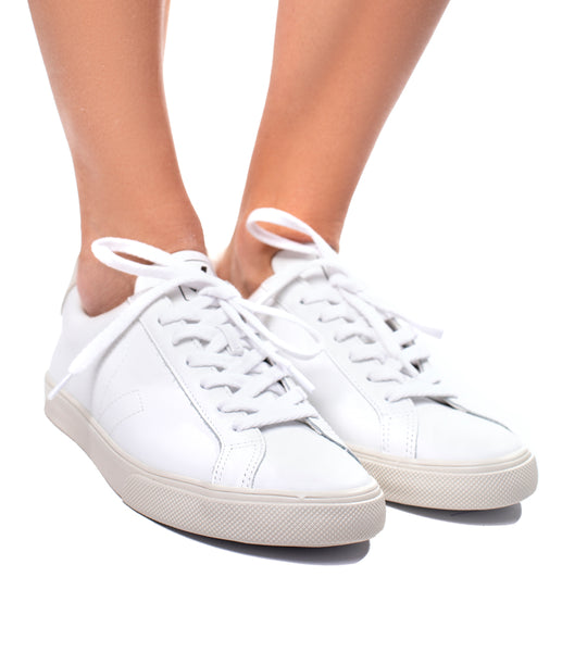 Esplar Leather Extra White Sneaker