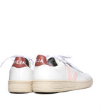 V-10 Sneaker Extra White Dried Petal
