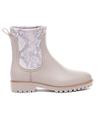 Zora Clay Rainboot with Snakeprint