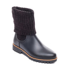 Zurich Rubber Boot Black
