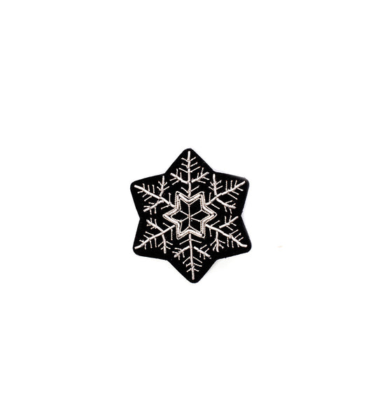 Macon Lesquoy Snowflake Pin - TheSeptember.com