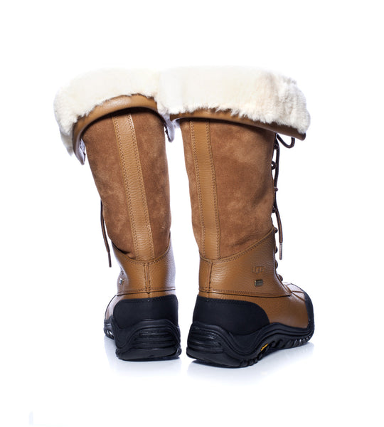 UGG Australia Adirondack Tall Boot Brown - TheSeptember.com
