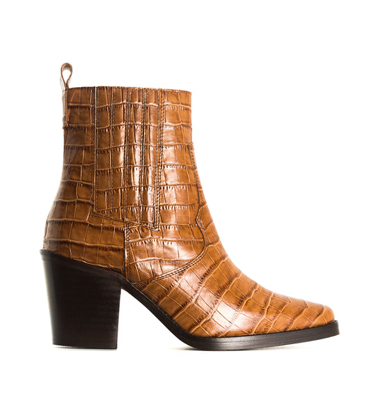 Valentina Croco Boot