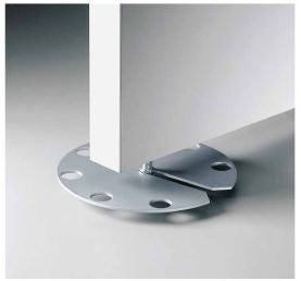 Mila-wall® foot adjusting disk