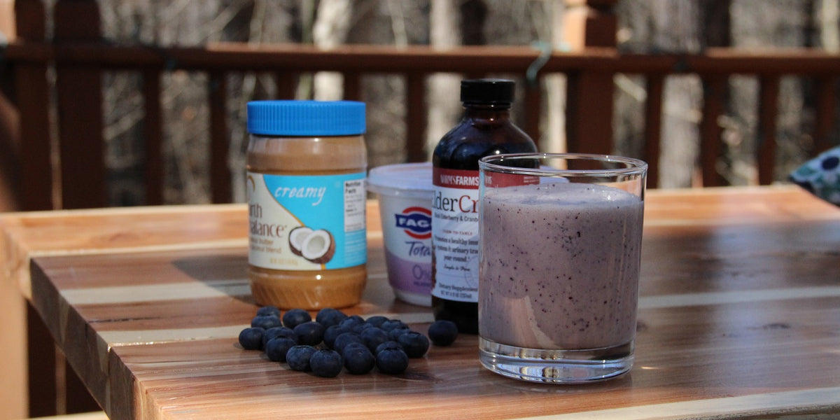 ElderCran Protein Smoothie