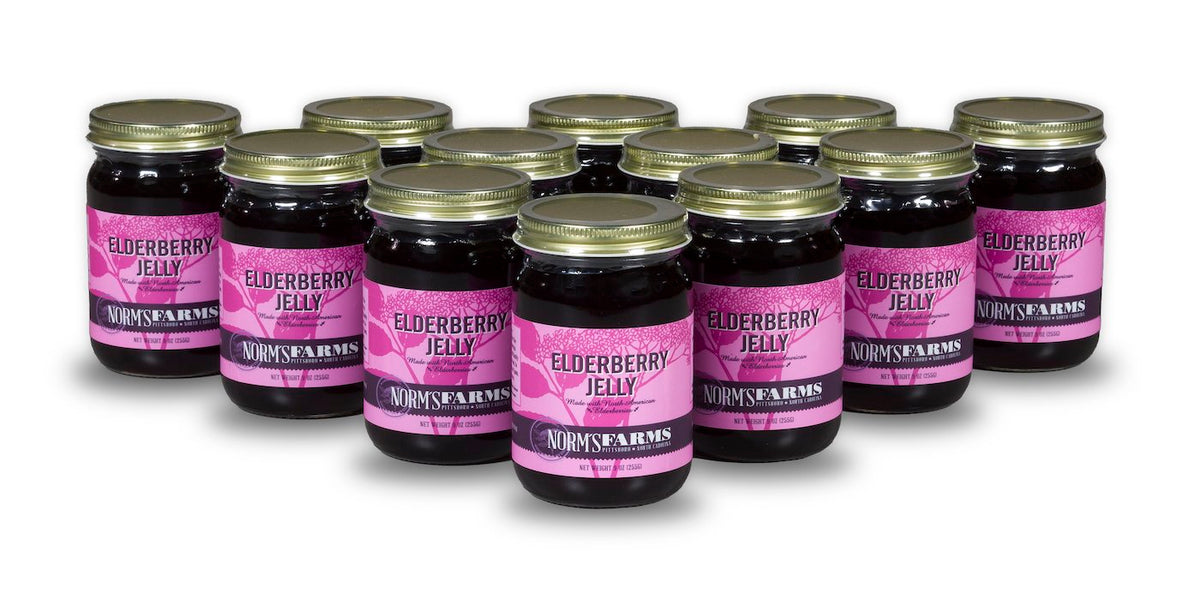 Norm's Farms Elderberry Jelly