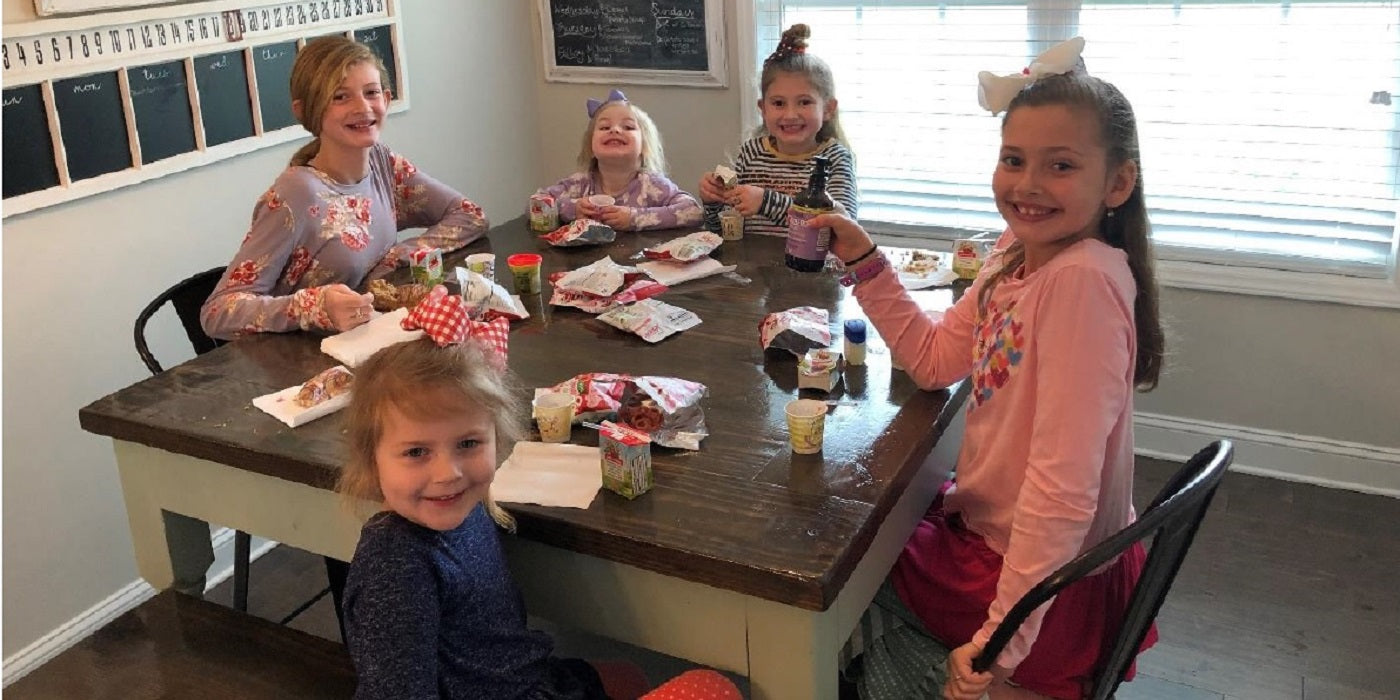 Norm's Farms and Huetrition Throws Parties for Kids (and Moms and Dads too!)