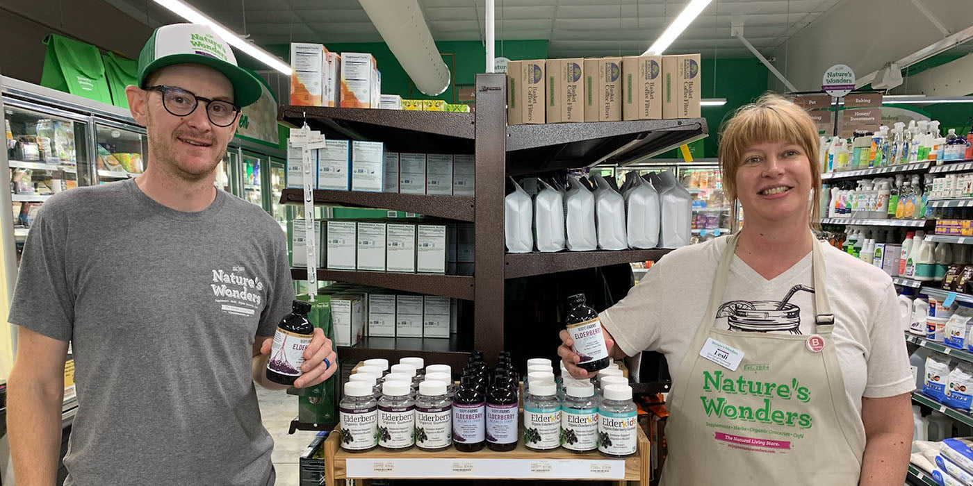 The Newest Grocery Store In Branson Mo Nature S Wonders Norm S Farms