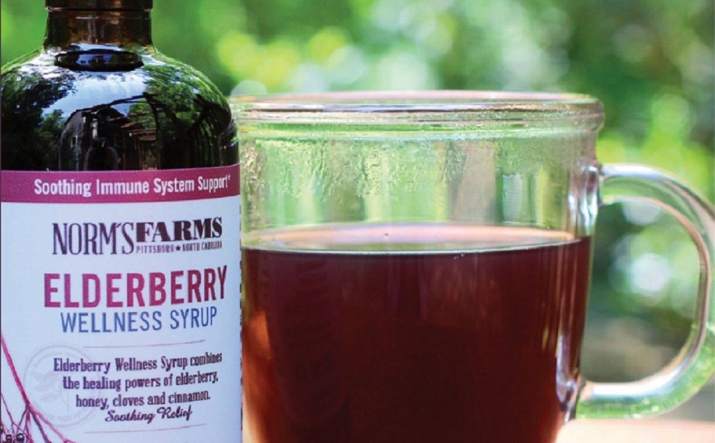 Update: Xanthan Gum no longer an ingredient in Norm's Farms Elderberry Wellness Syrup