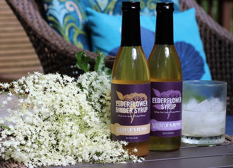 Norm's Farms Elderflower Syrups