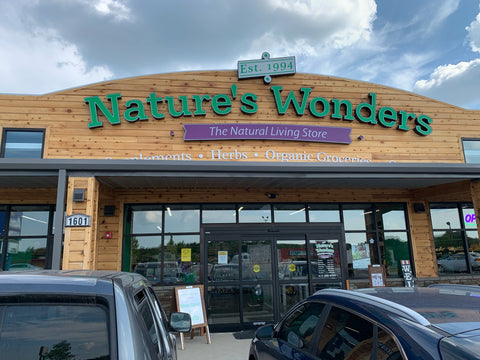 Nature's Wonders Grocery Store in Branson, MO