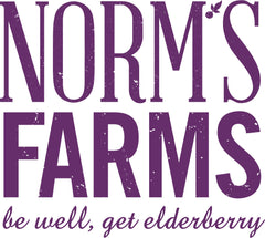 Norm's Farms- Be Well, Get Elderberry