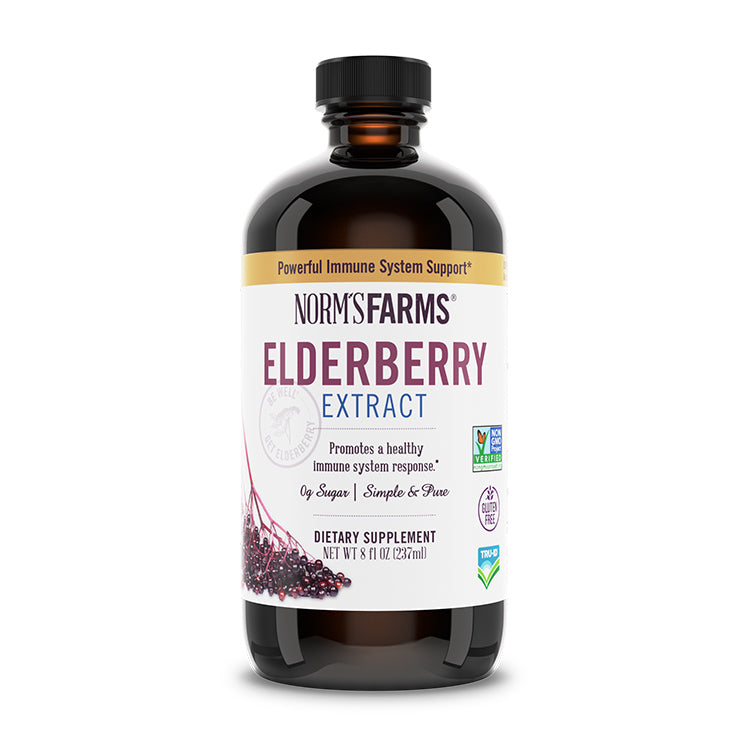 Elderberry Extract (8 oz.)