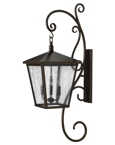 OUTDOOR TRELLIS - Extra Large Wall Mount - 1439RB