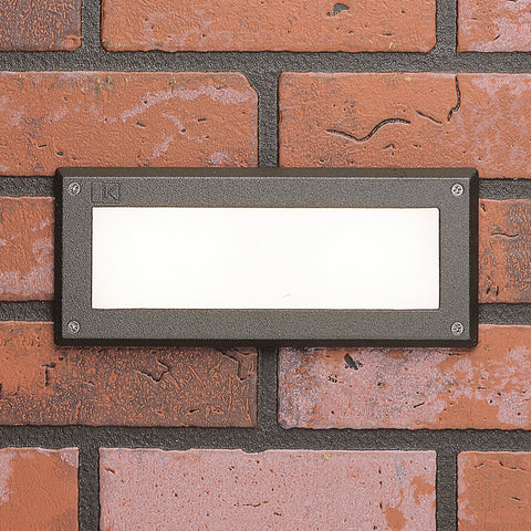 Deck LED 2W Brick light Lndscp - 15774AZT30R