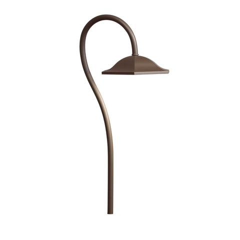 LED SHEPHERDS CROOK PATH LIGHT - 15807AZT27R