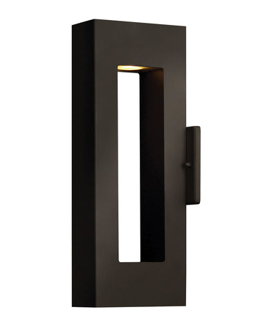OUTDOOR ATLANTIS - Small Wall Mount - 1640BZ-LED