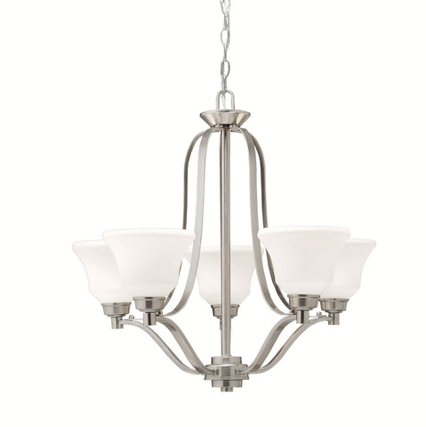 Langford - Chandelier 5Lt - 1783NI
