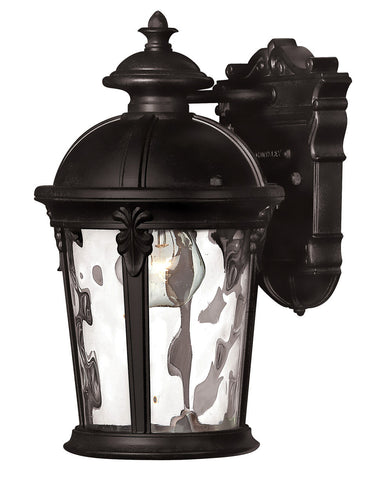 OUTDOOR WINDSOR - Small Wall Mount - 1890BK
