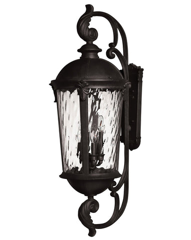 OUTDOOR WINDSOR - Extra Large Wall Mount - 1929BK